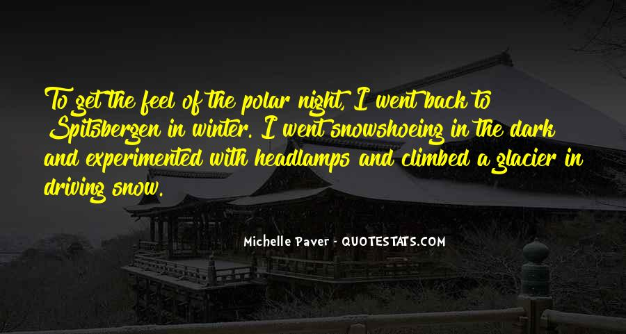 Quotes About Winter And Snow #698815