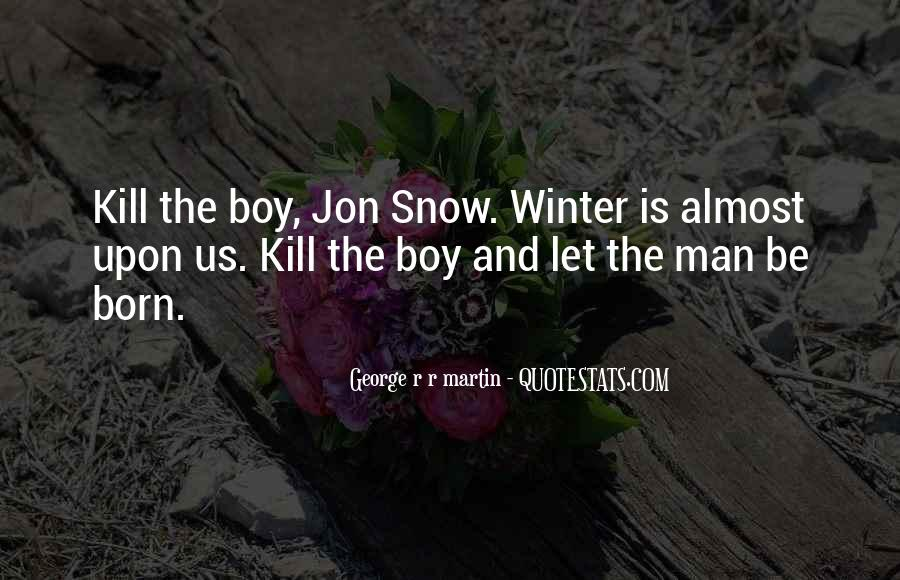 Quotes About Winter And Snow #718370