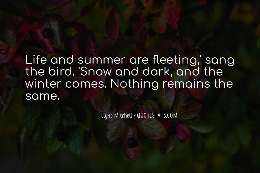 Quotes About Winter And Snow #884070
