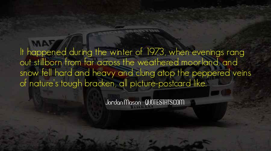 Quotes About Winter And Snow #886399
