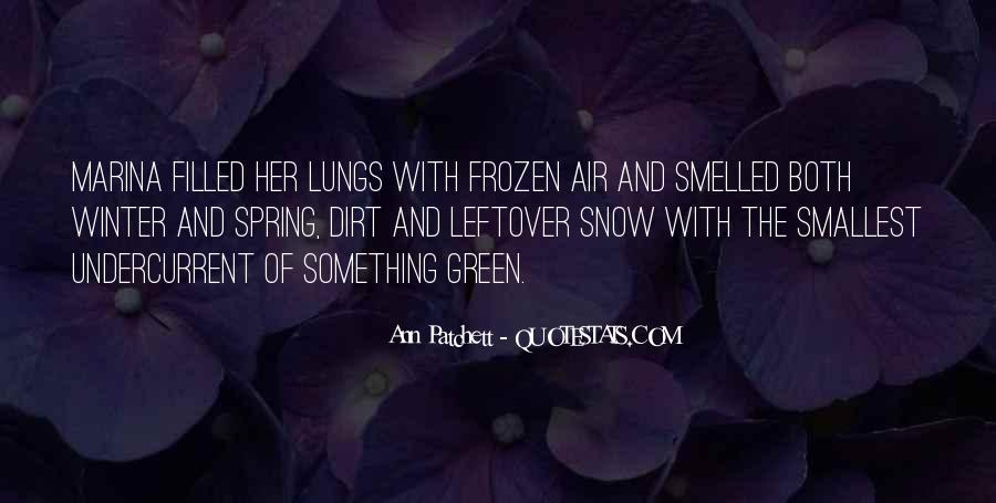 Quotes About Winter And Snow #891930