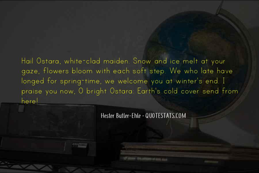 Quotes About Winter And Snow #986589