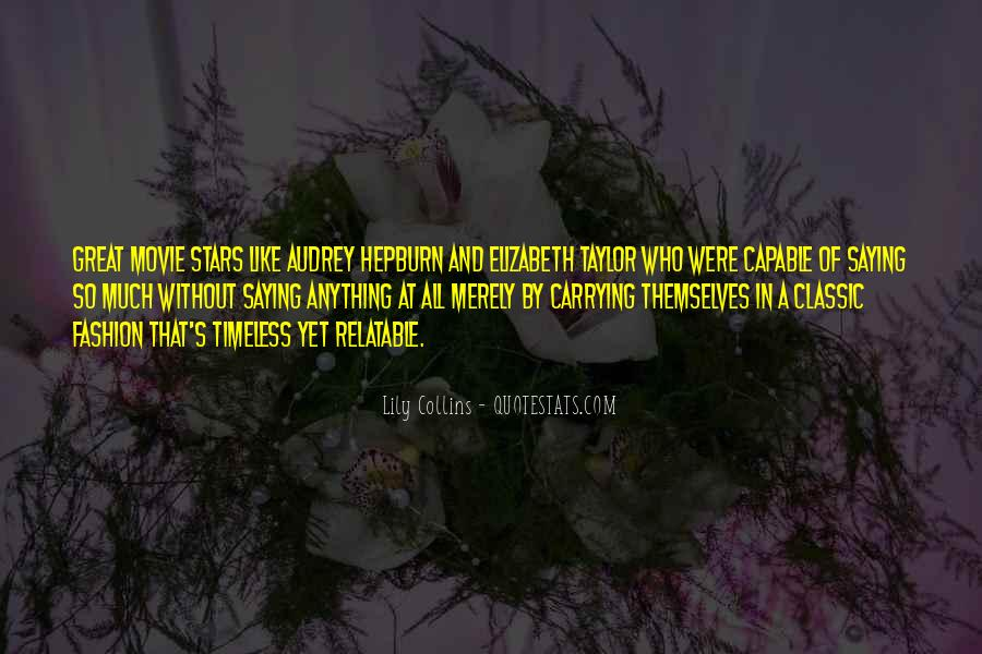 Quotes About Fashion Audrey Hepburn #707500