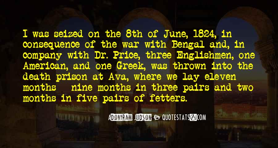 Quotes About Nine Eleven #1090188