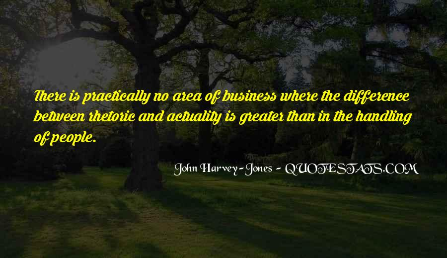 Quotes About Handling Your Own Business #1230553