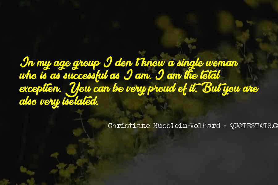 Quotes About Proud To Be Single #1726340
