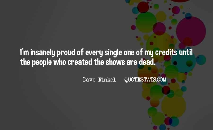 Quotes About Proud To Be Single #415655