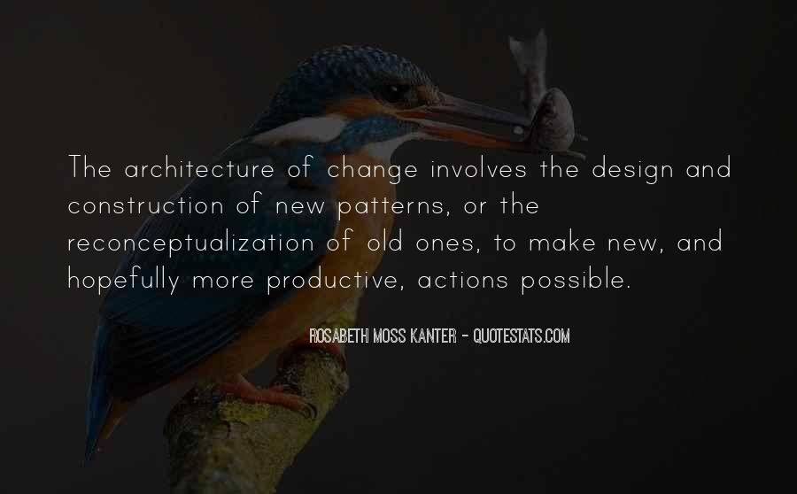 Quotes About Patterns In Design #1274600