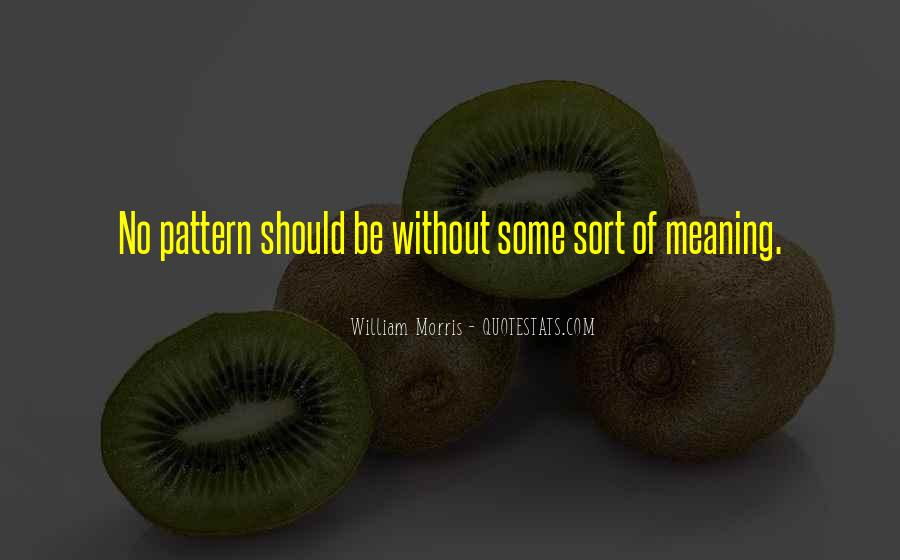 Quotes About Patterns In Design #12771