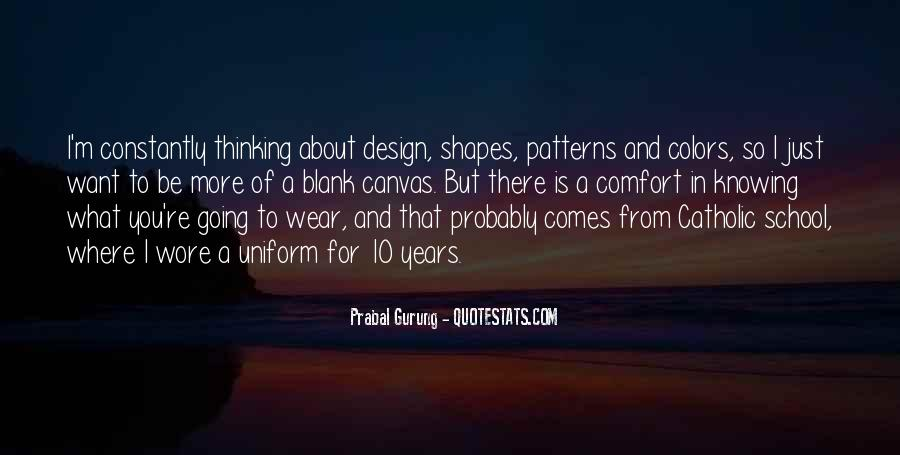 Quotes About Patterns In Design #162604
