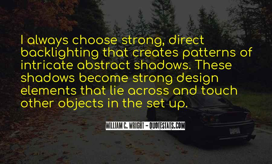 Quotes About Patterns In Design #1838623