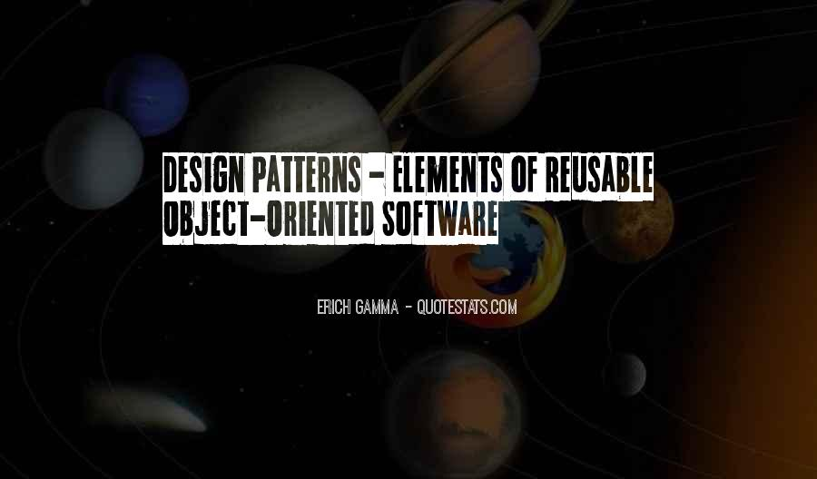 Quotes About Patterns In Design #453784