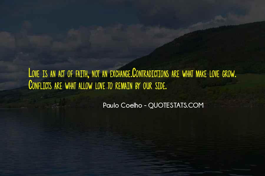 Quotes About Contradictions #256723