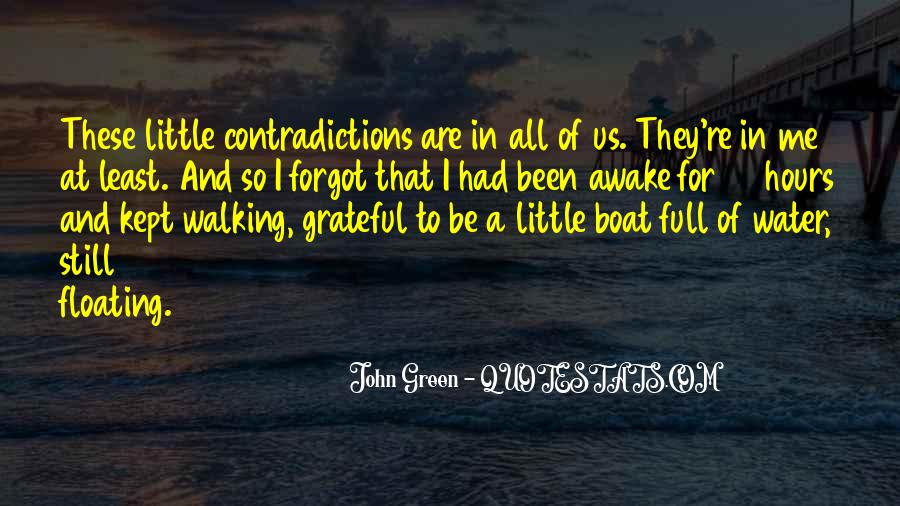 Quotes About Contradictions #275269