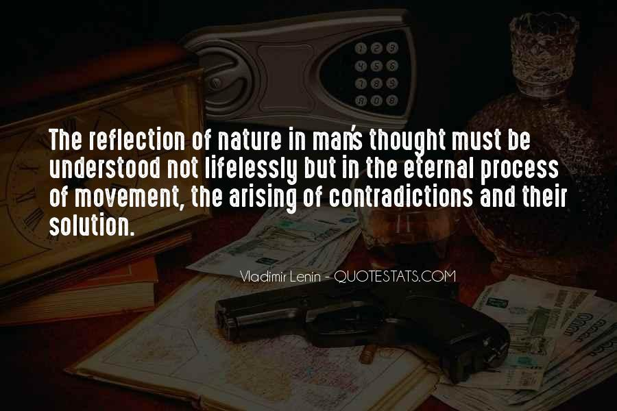Quotes About Contradictions #336414