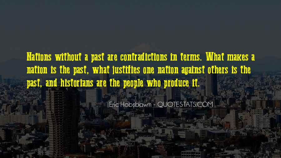 Quotes About Contradictions #385893