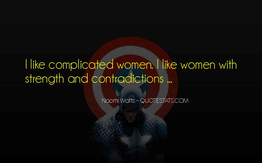 Quotes About Contradictions #401117