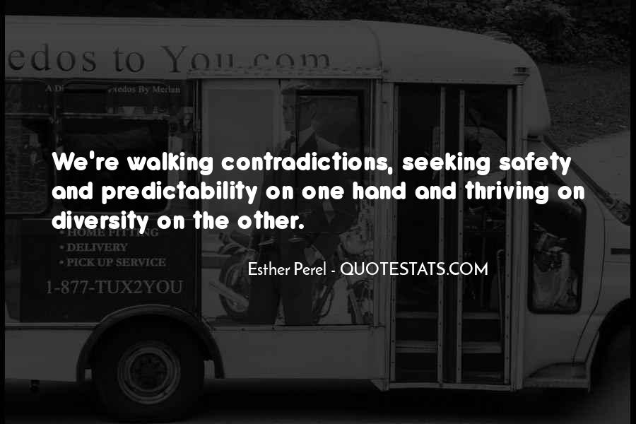 Quotes About Contradictions #81884