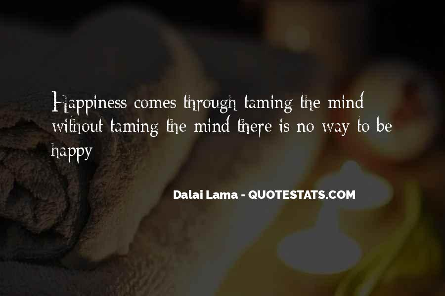 Quotes About Taming The Mind #615643