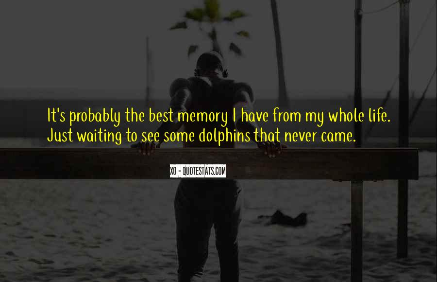 Quotes About Waiting To See Him #134508