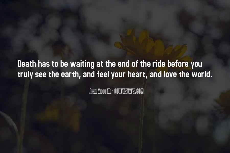 Quotes About Waiting To See Him #149343