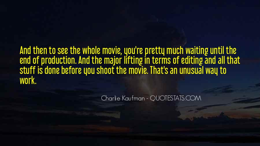 Quotes About Waiting To See Him #178988