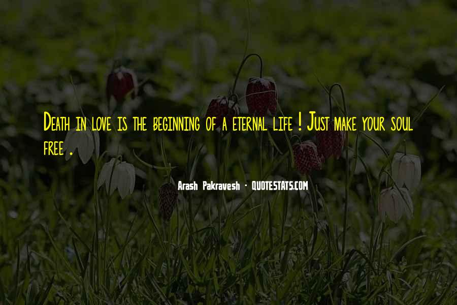 Quotes About The Beginning Of A Love Story #1166002