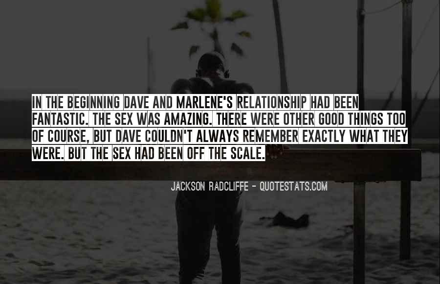 Quotes About The Beginning Of A Love Story #347277