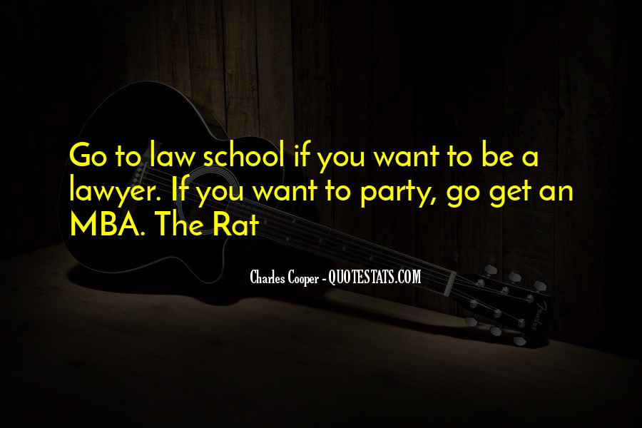 Quotes About Mba #1206999