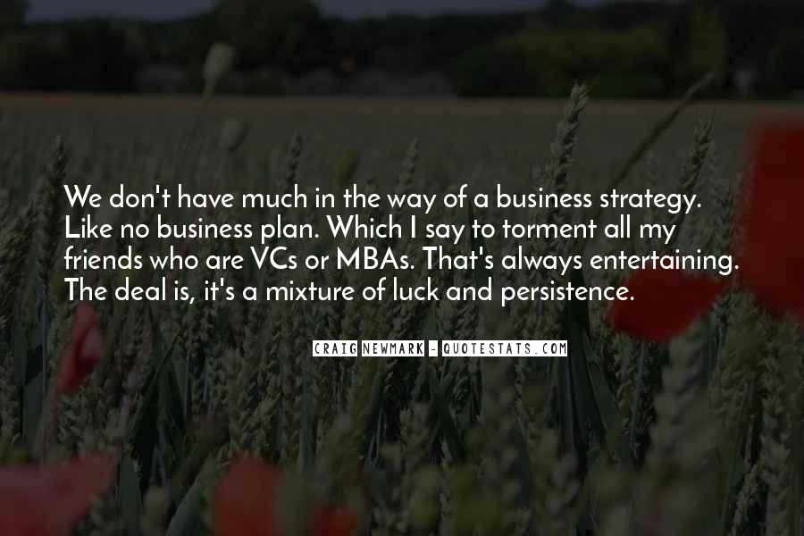 Quotes About Mba #1525322