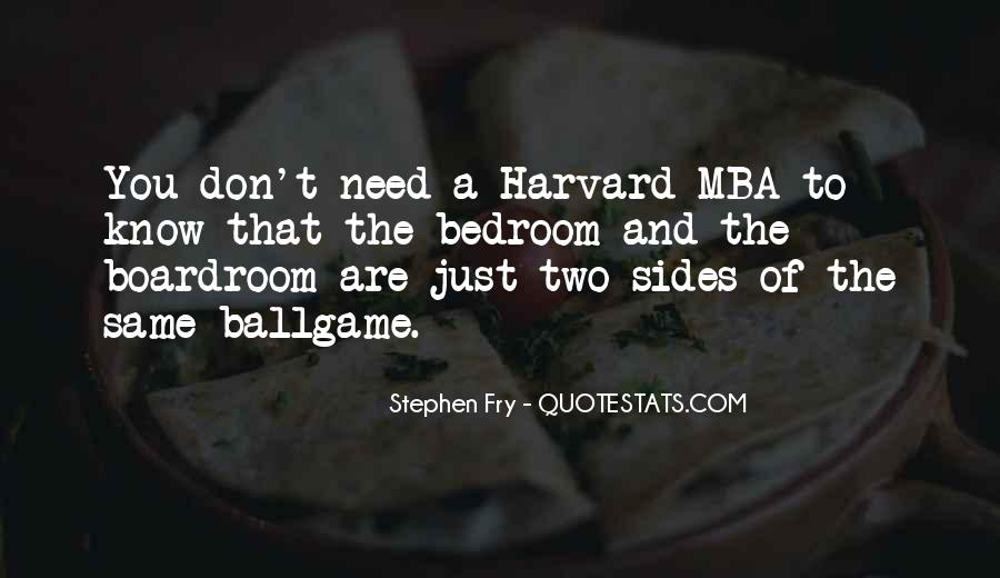 Quotes About Mba #1832718