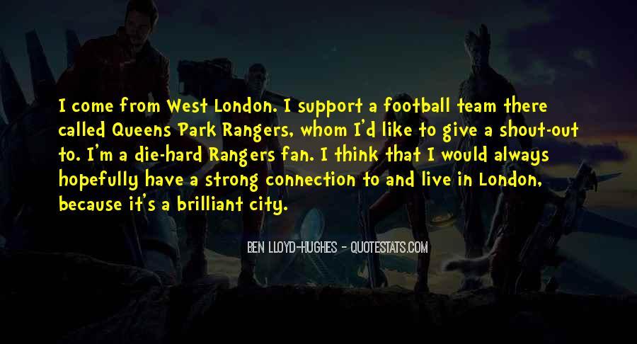 Quotes About Park Rangers #1237486