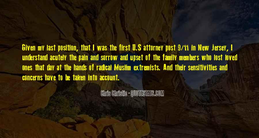 Quotes About Muslim Extremists #1322901