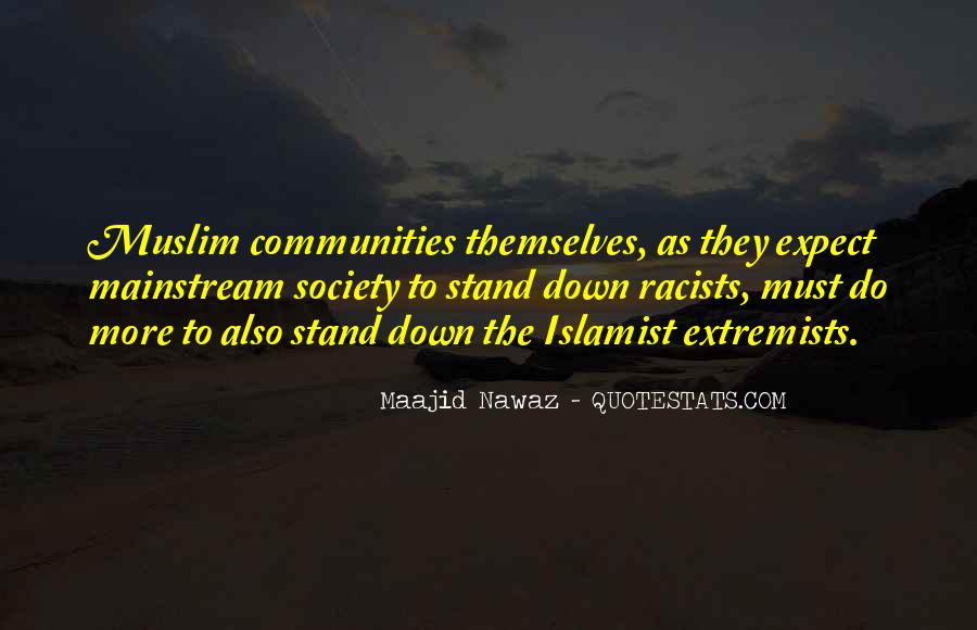 Quotes About Muslim Extremists #1697155
