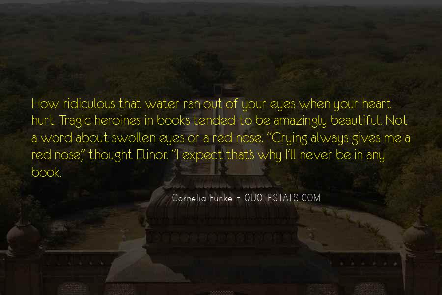 Quotes About Swollen Eyes #544448
