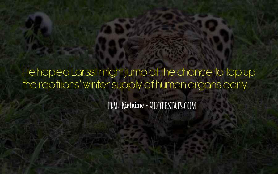 Quotes About Early Winter #1270656