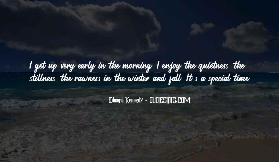 Quotes About Early Winter #1402741