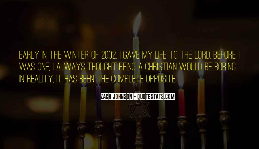 Quotes About Early Winter #224434