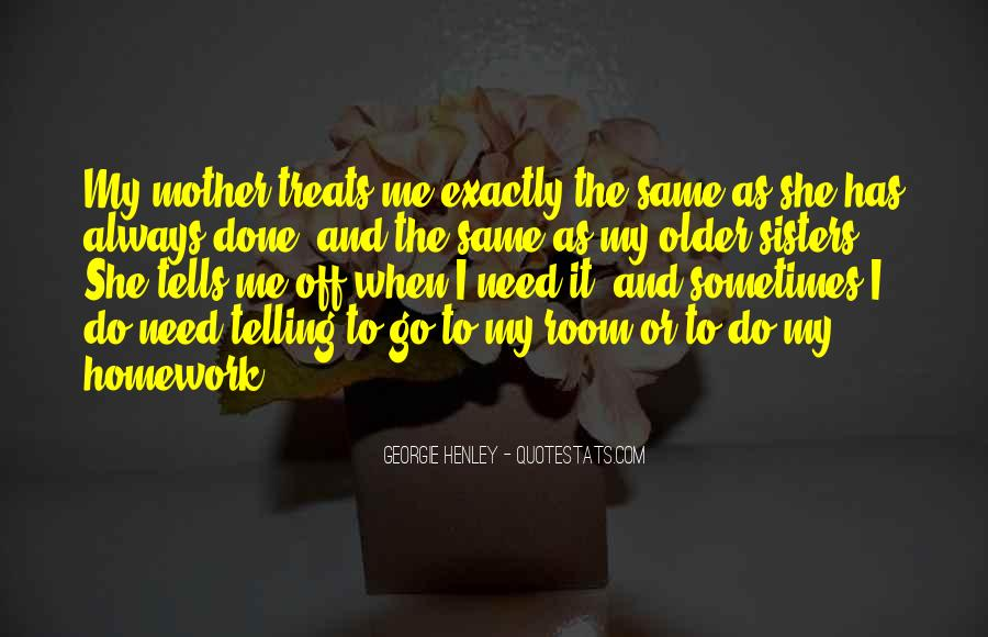 Quotes About Having Older Sisters #203892