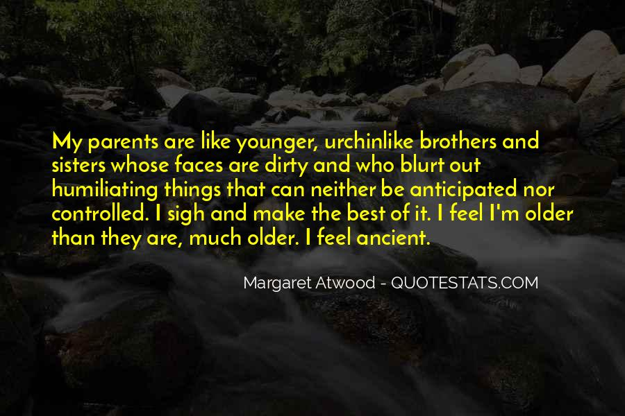Quotes About Having Older Sisters #229976
