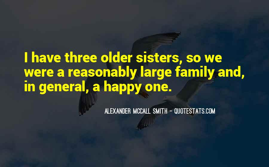 Quotes About Having Older Sisters #252946