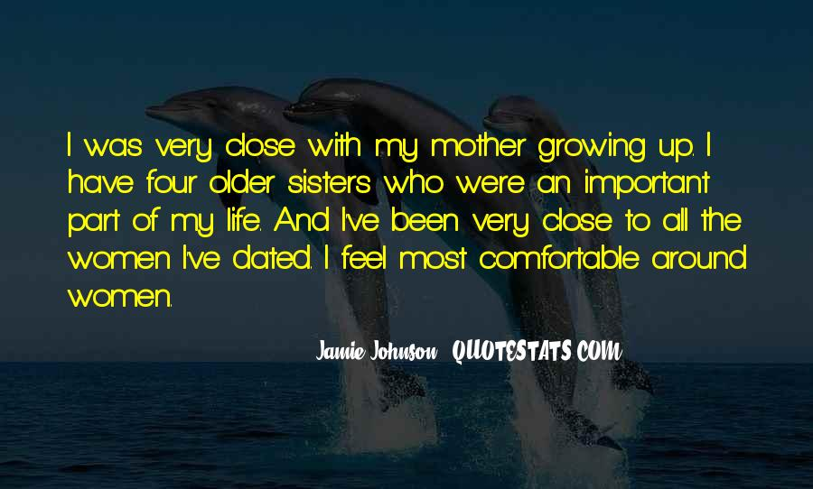 Quotes About Having Older Sisters #895826