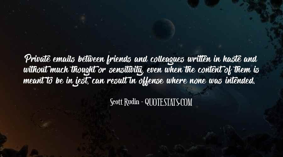 Quotes About Colleagues As Friends #1039724