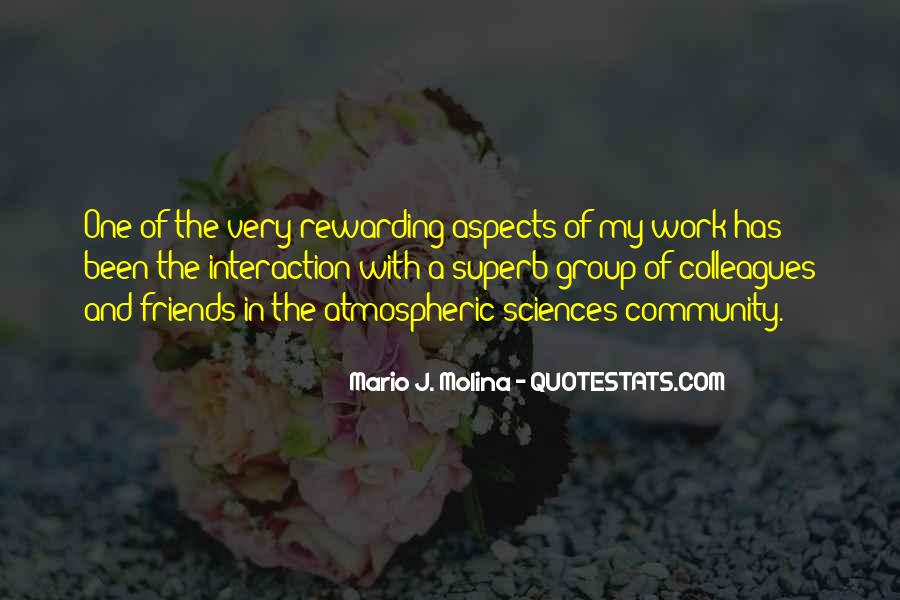 Quotes About Colleagues As Friends #615729
