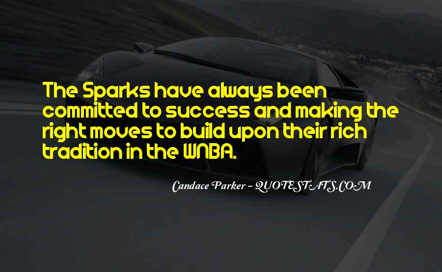 Quotes About Making Moves #162588