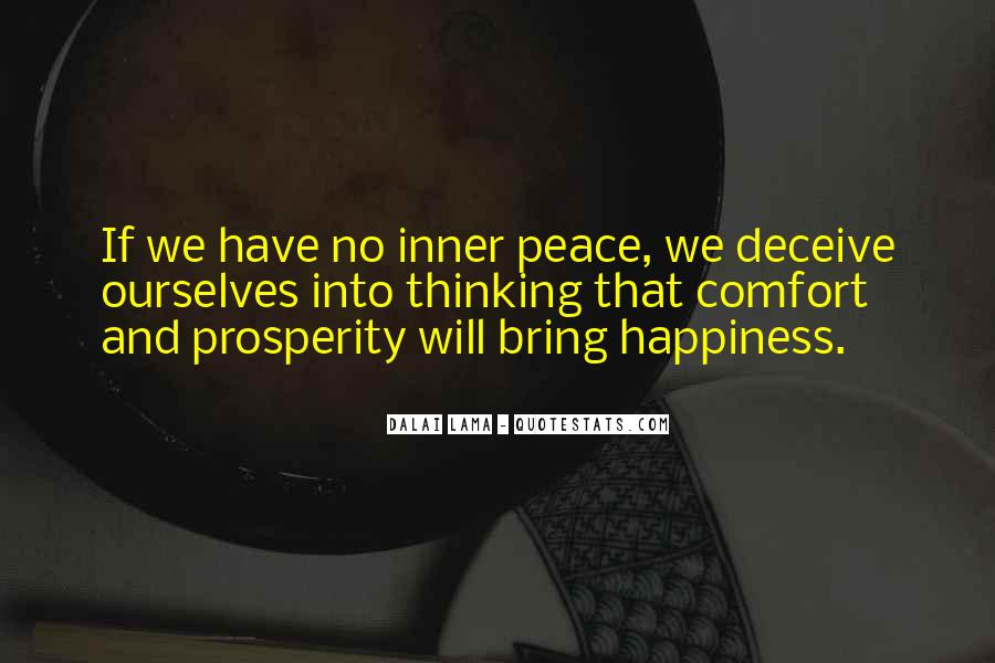 Quotes About Comfort And Peace #123964