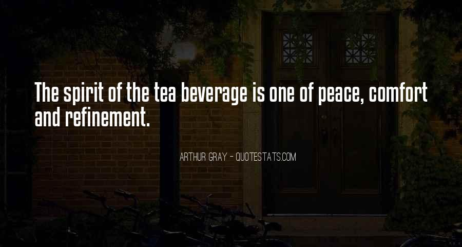 Quotes About Comfort And Peace #1302279