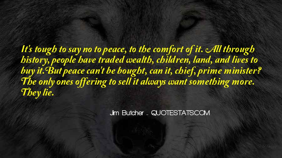 Quotes About Comfort And Peace #1453694