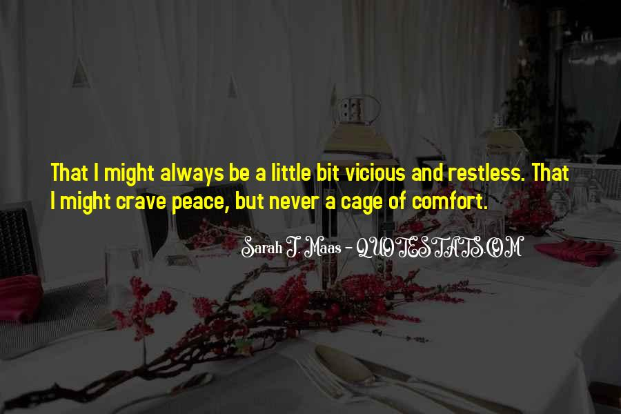 Quotes About Comfort And Peace #709804