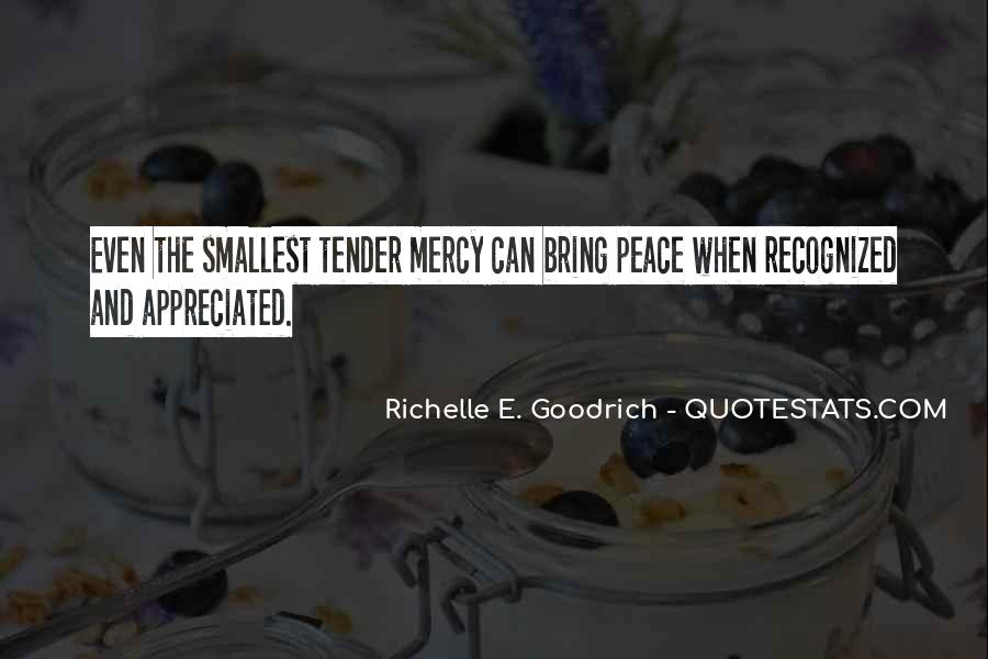 Quotes About Comfort And Peace #755787